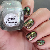 Holo Carnival - Flakie & Holo Color Shifting Topper Nail Polish