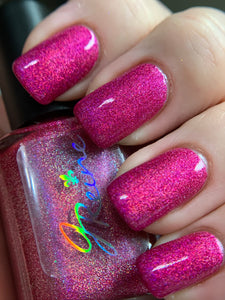 Rubellite - One Coat Holo