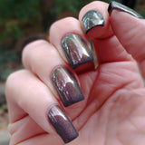 Lagniappe REVAMP - OG UP (MORE UP) and holo Color Shifting Topper Nail Polish