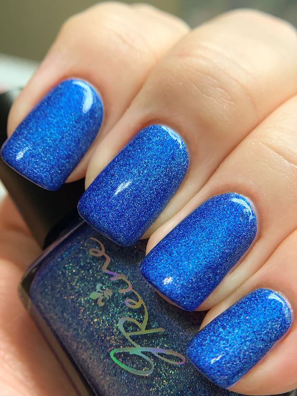 Sapphire - One Coat Holo