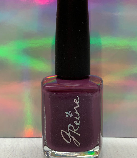 Seductive - One Coat Deep Berry Wine Cream Nail Polish