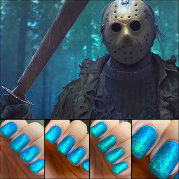 Friday Fright / Icon: Jason - Horror Icons Collection