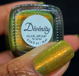 Divinity - Olive Group Custom April 2021 AVAILABLE THROUGH APRIL.