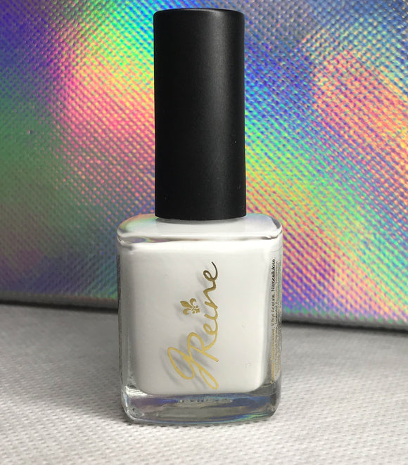 Pure - One Coat White Nail Polish