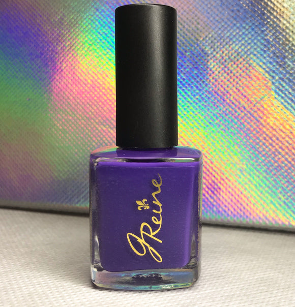 Slay - One Coat Blurple Purple Nail Polish