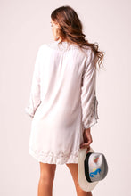 Lacey Dress White
