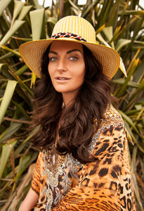 A Tigress - Luxury Silk Kaftan