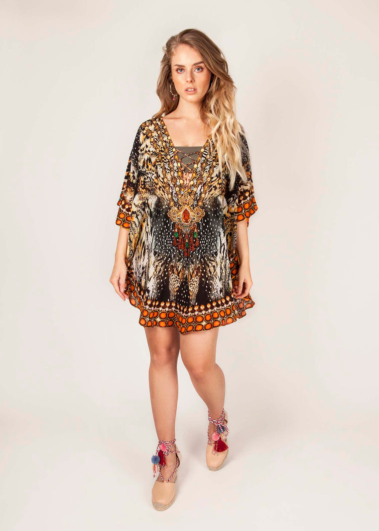 Firebird - Kaftan - Luxury