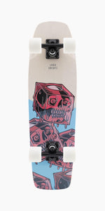 Land Yachtz Dinghy Coffin Cocktail Complete Cruiser Longboard