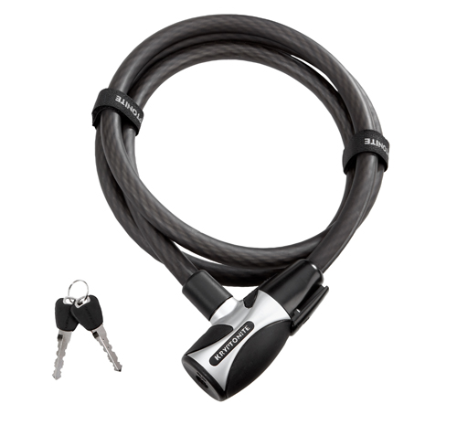 Kryptonite KryptoFlex 1518 Key Cable Lock