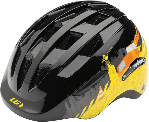 Louis Garneau Piccolo Youth Helmet - Construction