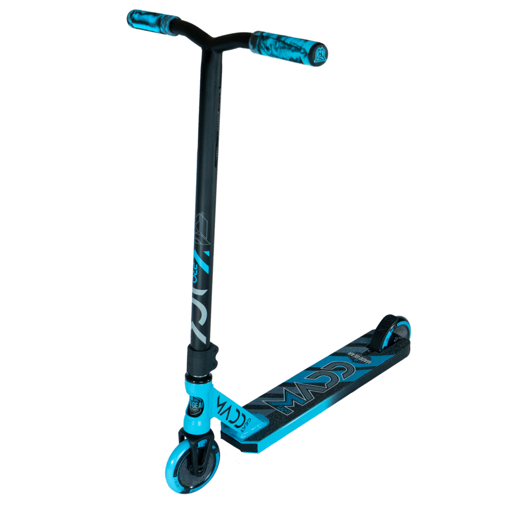 MGP Kick Pro Complete Scooter - Blue/Black