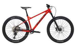 "RESERVE - Marin San Quentin 3 27.5"" Tire Complete Mountain Bicycle - Red/Black"