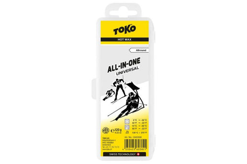 Toko All In One Universal Hot Ski/Snowboard Wax