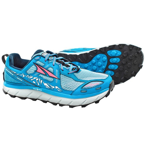 Altra Women's Lone Peak 3.5 - Blue Trail Shoes