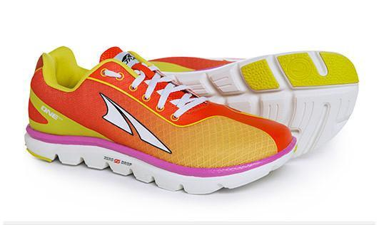 Altra Women's The One 2.5 Running Shoes - Orange Daiquiri