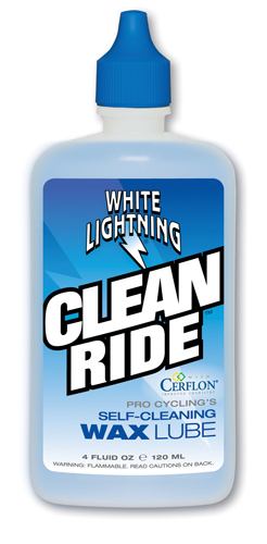 White Lighting Clean Ride Wax Lube