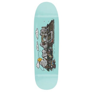 "Cutts and Bows Haslam Gone Fishing Skateboard Deck (8.5"")"