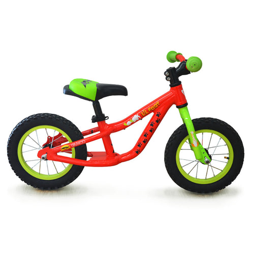 DAMCO Lil Foot Balance Kid's Complete Bicycle - Red - PICK UP ONLY