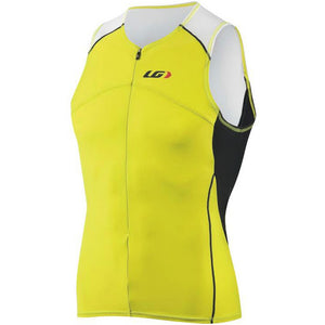 Garneau Comp Sleeveless Yellow - Mens