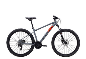 "RESERVE - Marin Bolinas Ridge 1 29"" Tire Complete Bicycle - Grey"