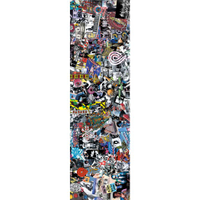Powell Peralta Collage Skateboard Grip tape