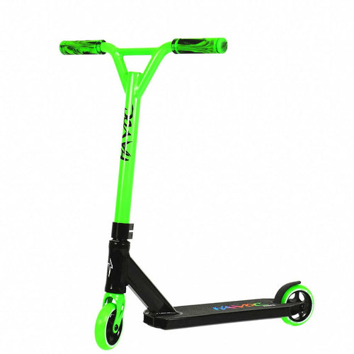 Havoc Mini Complete Scooter - Green/Black - PICK-UP ONLY