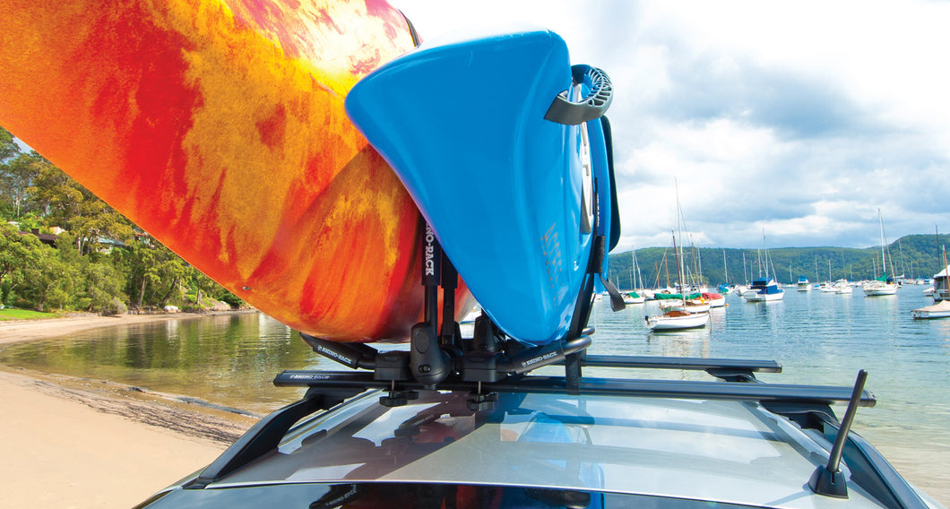 Rhino-rack Folding J Style Kayak Carrier Extension S512X