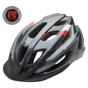 Garneau Le Tour II Adult Helmet - Grey
