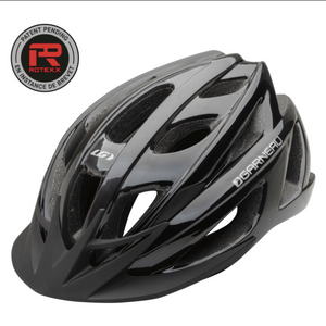 Garneau Le Tour II Adult Helmet - Black