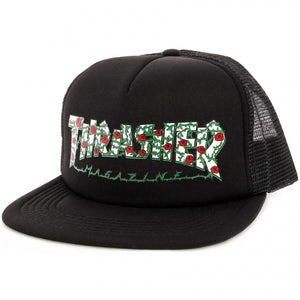 Thrasher Rose Mesh Hat