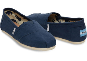TOMS Classic Canvas Women's Shoes