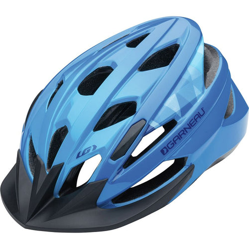 Louis Garneau Razz Youth Universal Helmet - Blue