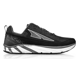 Altra Men's Torin 4 Plush Running Shoe - Black/Grey