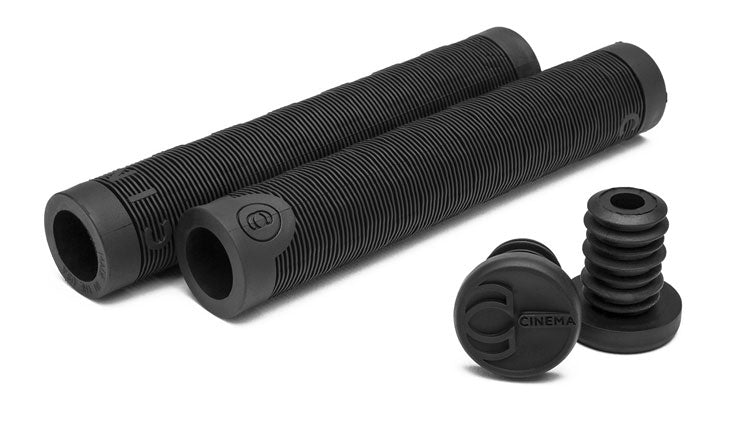 Cinema Focus Black BMX Grips