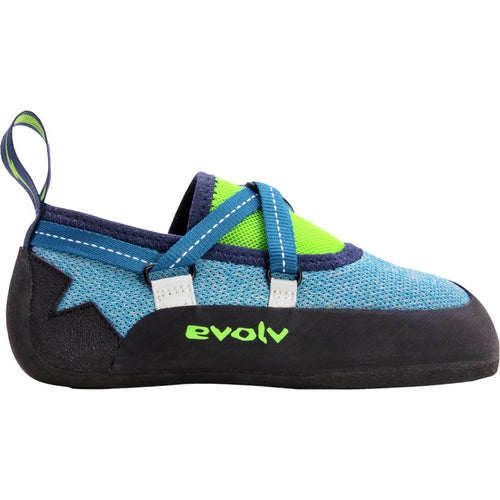 evolv Venga Climbing Shoes - Kid's
