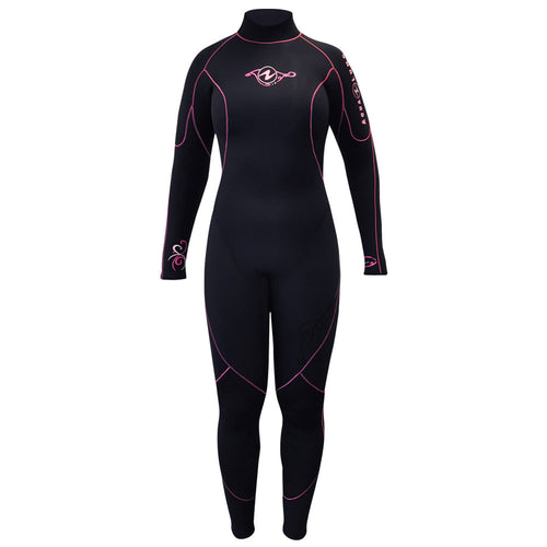 Aqualung neoprene wetsuit - black ladies