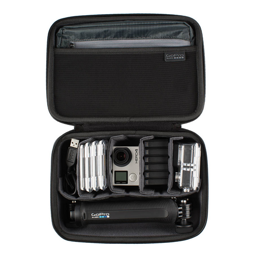 GoPro Casey Camera + Mounts + Accessories Case