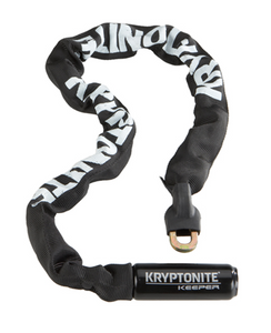 Kryptonite Keeper 785 Integrated Chain Key Lock