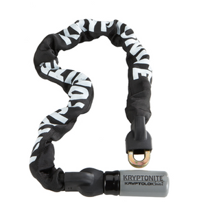 Kryptonite Kryptolok Evolution Series 2 955 Mini Integrated Chain Key Lock