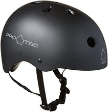 Load image into Gallery viewer, Pro-tec Classic Skate Matte Black Certified Helmet