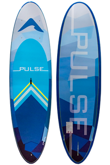 Pulse Rec-Tech Geod 2.0 11' Stand Up Paddleboard - PICK-UP ONLY