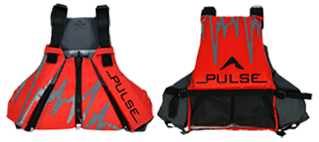 Pulse Warrior Paddling Life Jacket