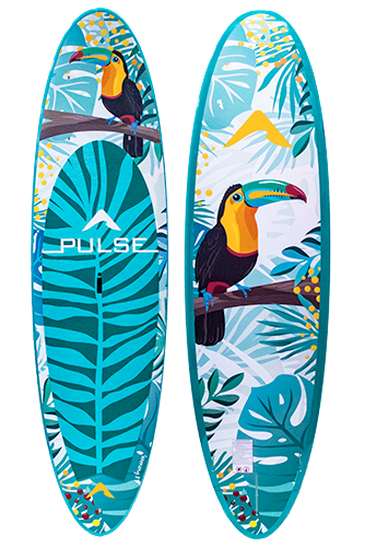 Pulse Rec-Tech Sammy 11' Stand Up Paddleboard - PICK-UP ONLY