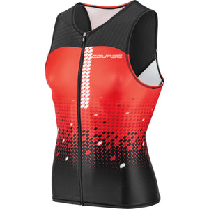 Garneau Men's Tri Course Sleeveless - Red