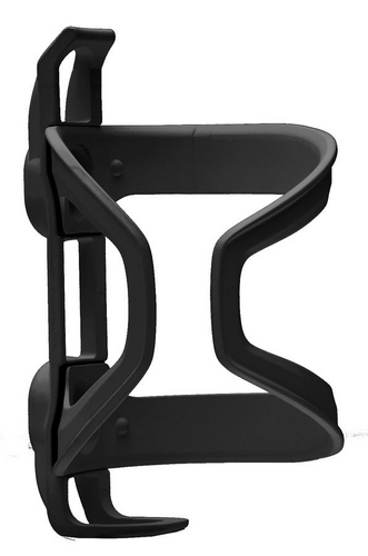Wayside Side Entry Black Bottle Cage