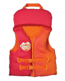 White Knuckle Youth Girl's Neoprene Life Jacket