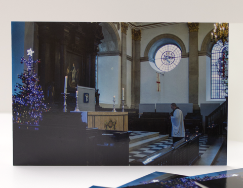 St. Lawrence Jewry Christmas notecard set