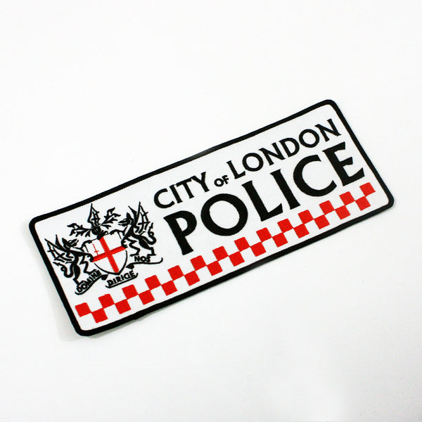 City of London Police Patch