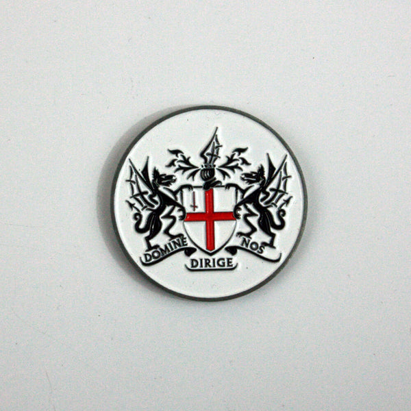City of London Police Double sided Coin